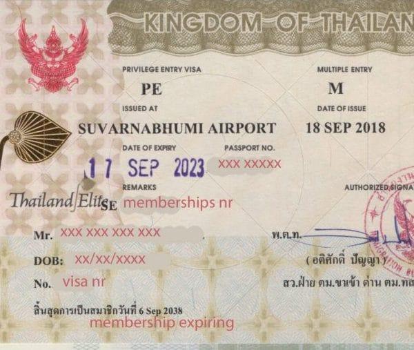 Thailand Elite vs Regular Retirement Visa