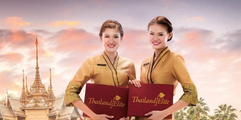 Thailand Elite Card Membership