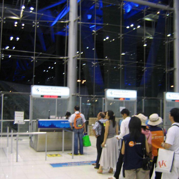 Thailand Borders Reopen