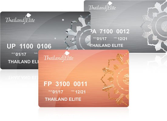 Thailand Elite Cards