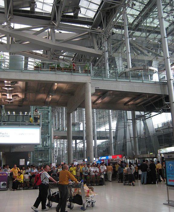 Suvarnabhumi Airport