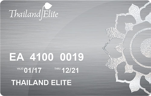 5 Years Elite Visa