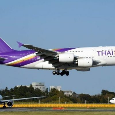 Thai Airways Ready to Service Tourists for Phuket