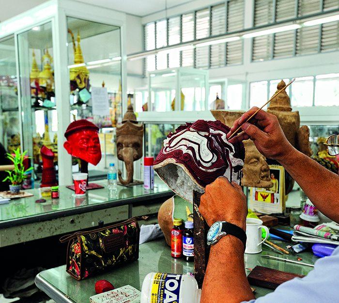 Ayutthaya Bang Sai Royal Folk Arts and Crafts Centre