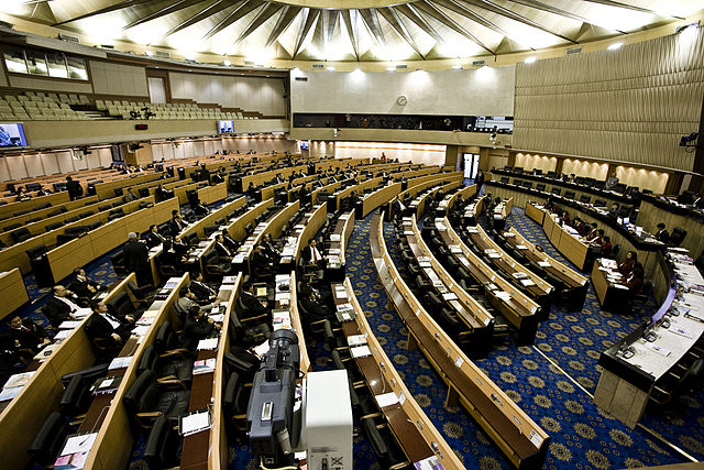 Chamber of the National Assembly of Thailand