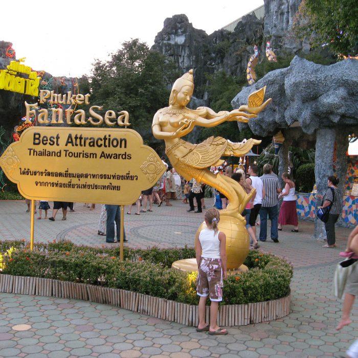 FantaSea, Phuket, Thailand