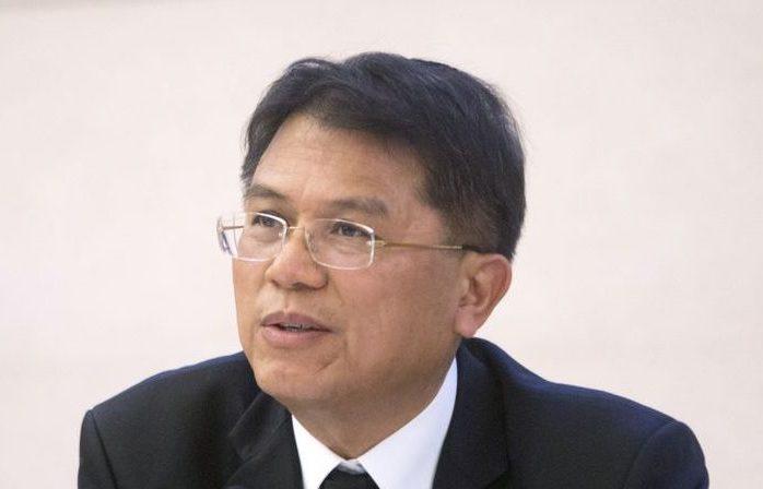 Finance Minister Predee Daochai