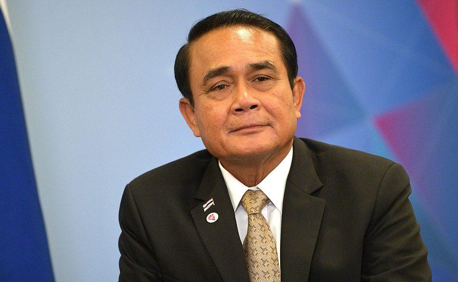Prime Minister Prayuth Chan-o-cha