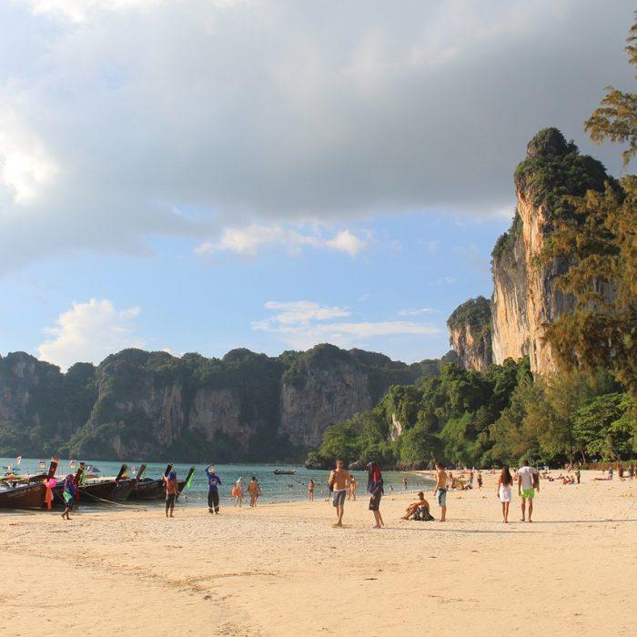Railay Beach,Krabi,Thailand
