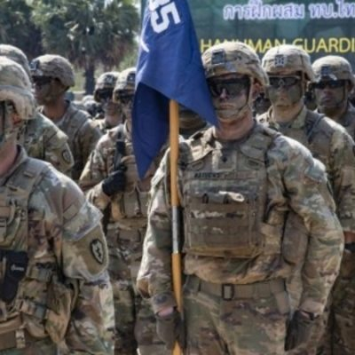 All American Soldiers Will Be Quarantined Upon Entry, Military Anti-COVID Head Says