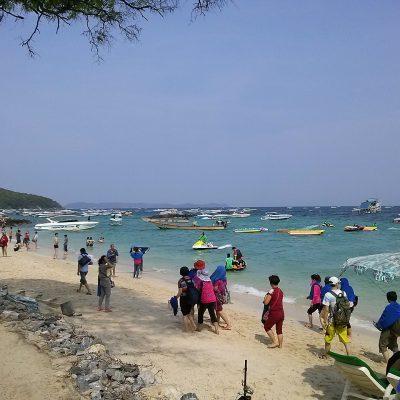 Chonburi Takes Lead in Domestic Tourism