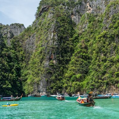 Thailand Considers Opening Southern Islands to Foreign Tourism