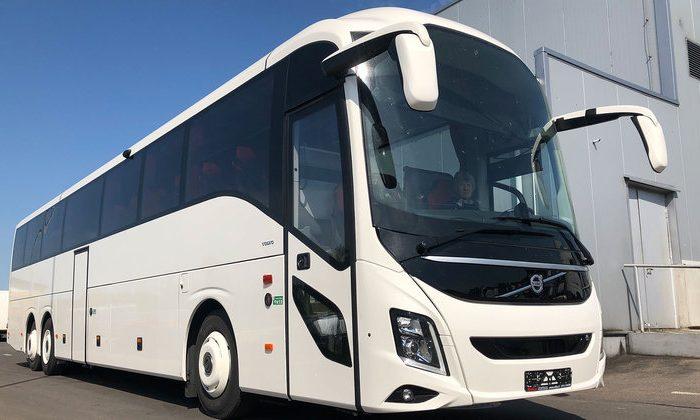 volvo luxury coaches