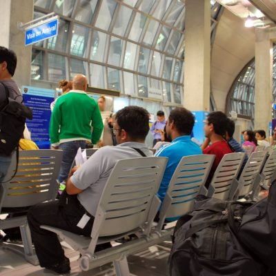 Tourists Approved Under Previous Amnesty Can Stay Until Nov 30