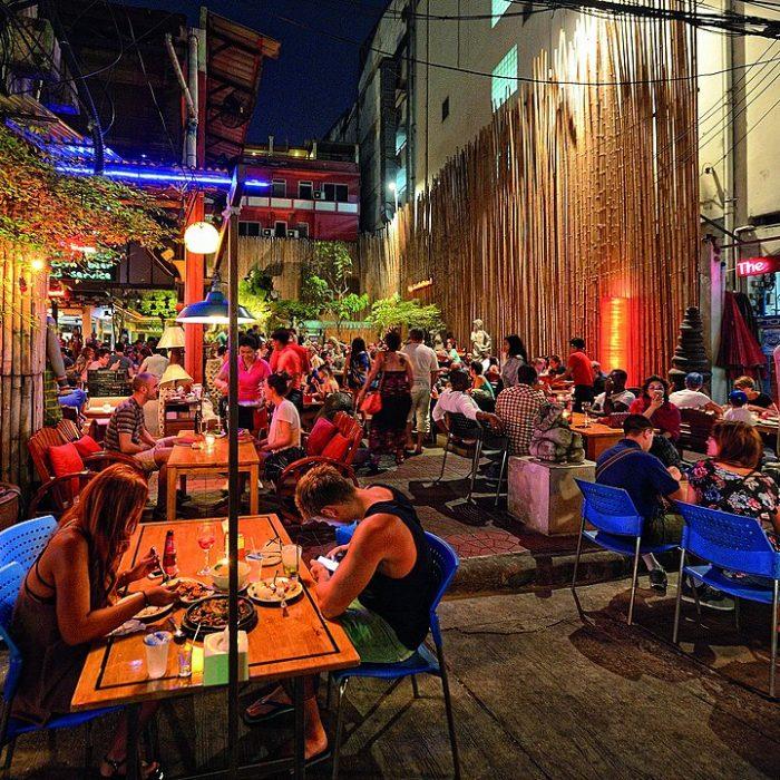 Bangkok Khaosan