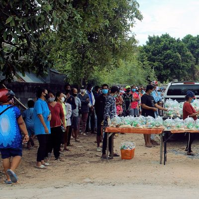 Phuket Residents Going Hungry As Funds Run Out
