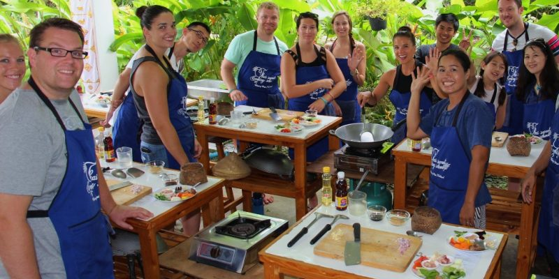 Chiang Mai Thailand cooking class