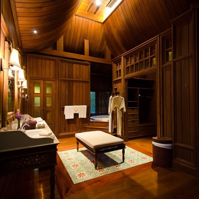 Dhevi Chiang Mai room spa