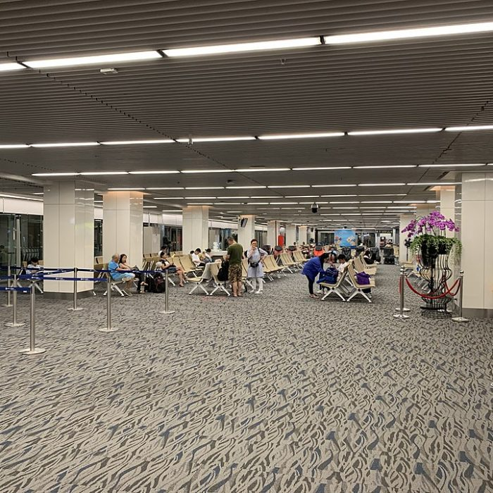 Phuket AirportDomestic terminal