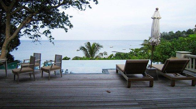 Pool villa thailand