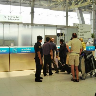 Overstaying Tourists Face Fines, Arrest and Deportation