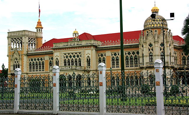 Thailands Government House