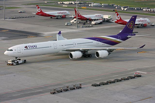 airways of thailand