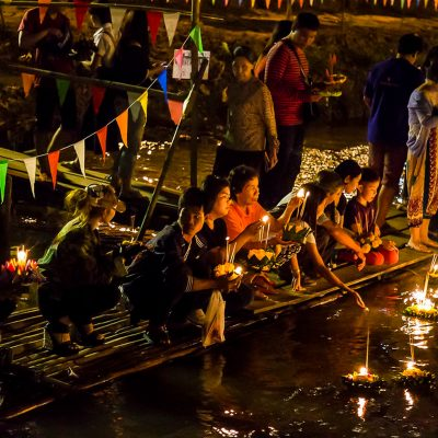 Tourism Authority of Thailand Lines Up Loi Krathong Activities