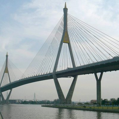 Govt Mulls THB900B Investment in Mega Bridge Project