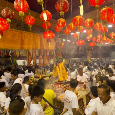 Phuket Hopes to Earn THB350M from Vegetarian Festival