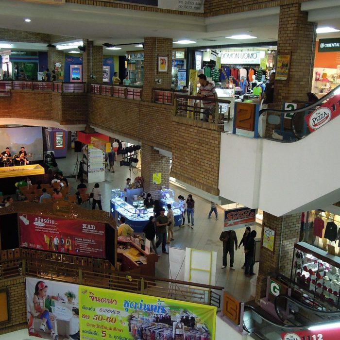 Shopping Centre Thailand
