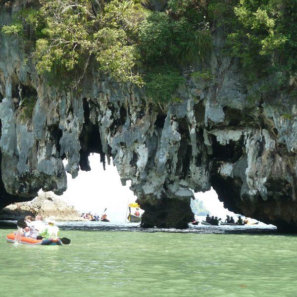 Thailand's Protected Eco Sanctuaries