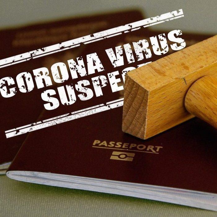 Coronavirus Passport