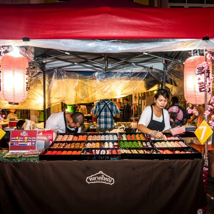 Phuket Vendor