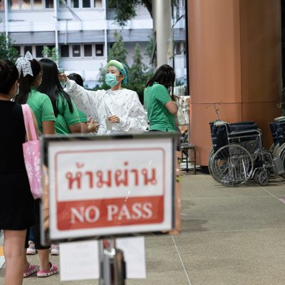 Health Officials Say They Remain Vigilant Despite Krabi COVID 19 Case