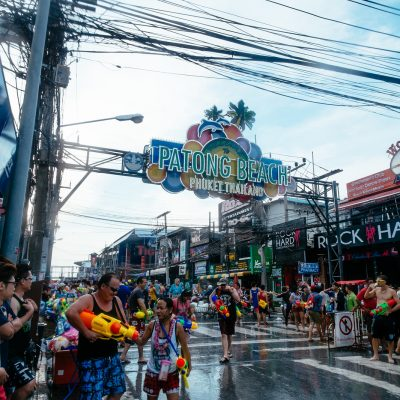 Long Songkran Weekend Gives Phuket THB300 Million
