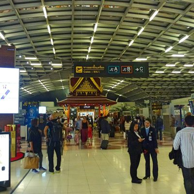 TAT Releases Stats on Foreigner Arrivals in Thailand in October
