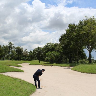 Thailand Seeks to Add Golf to Quarantine Activities