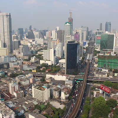 Thai Economy Seen to Contract Less Than 6.3%