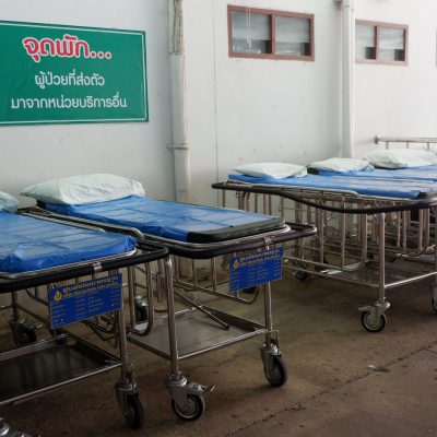 Police, Army Ordered to Set Up 1000-Bed Field Hospital in Outbreak Site