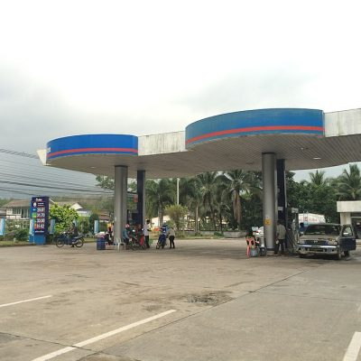 Fuel Usage in Thailand Falls by 13%