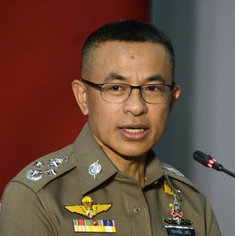 Gen. Suwat Jangyodsuk