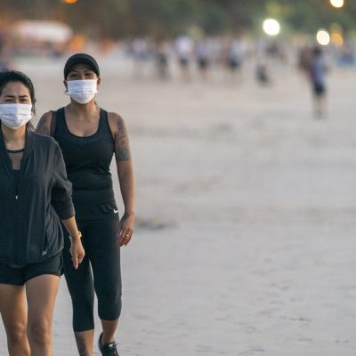 Phuket Residents Strictly Under Orders to Wear Face Mask