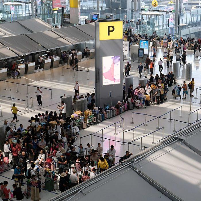 Suvarnabhumi Airport international
