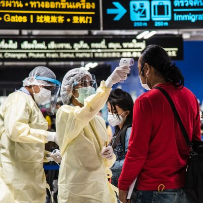 Govt Mulls Longer Quarantine for Arrivals From Africa