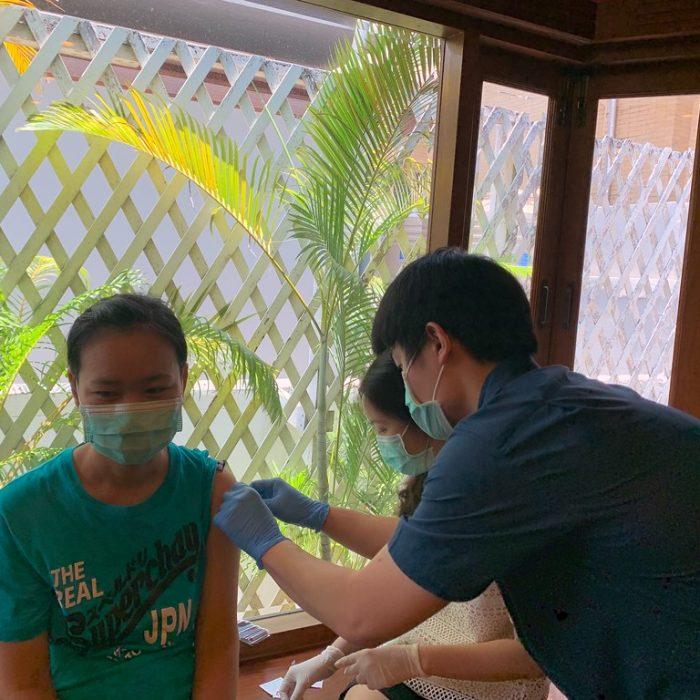 Vaccine Shot