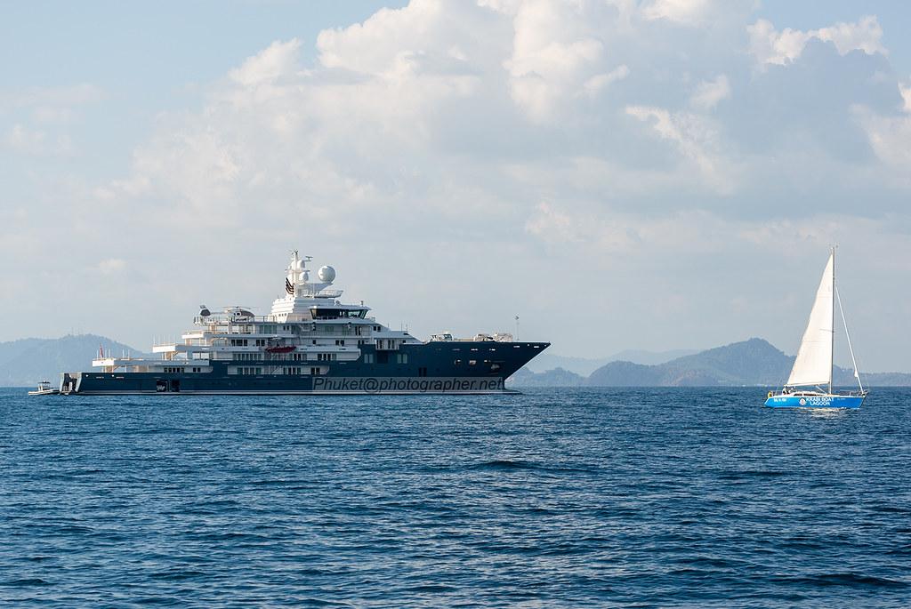 Yacht Tourist