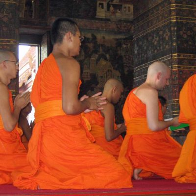 Monk Did Not Die of COVID Vaccine, Hospital Says