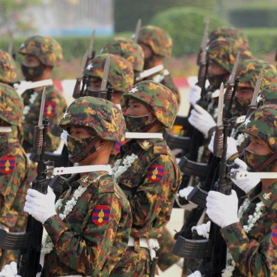 Thai Border Officers Fired Upon by Myanmar Troops
