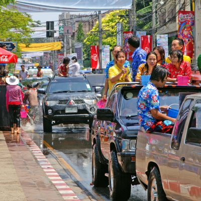 Tourism Operators Put High Hopes on Songkran